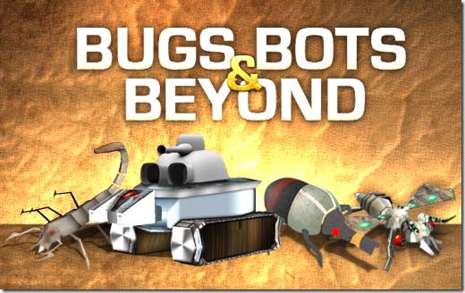 """חרקים, רובוטים ועוד: או בקיצור, חר""""ע"""